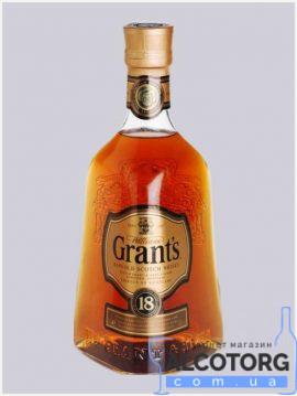 Віскі Грант'с 18 років