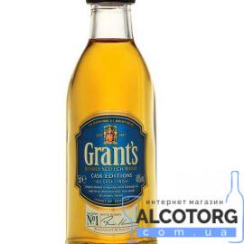 Віскі Грант'с Ель Каск, Grant's Ale Cask 0,05 л.