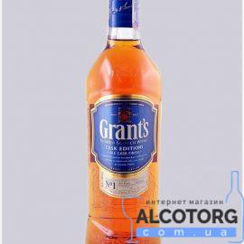 Віскі Грантс Ейл Каск, Grant's Ale Cask 0,7 л.