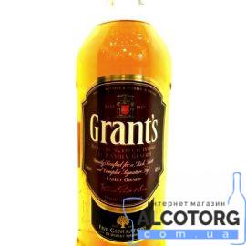 Віскі Грант'с Фемілі Резєрв, Grant's Family Reserve 1 л.