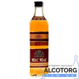 Віскі Мік Мак Блендід Віскі, Mic Mac Blended Whisky 0,7 л.