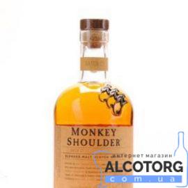 Віскі Манкі Шоулдер, Monkey Shoulder 0,05 л.