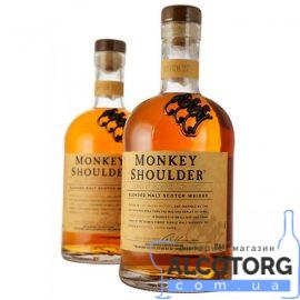 Віскі Манкі Шоулдер, Monkey Shoulder 0,7 л.