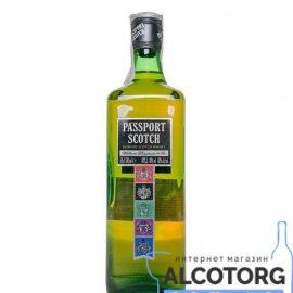 Віскі Пасспорт, Passport Scotch 0,5 л.
