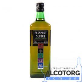 Віскі Пасспорт, Passport Scotch 0,7 л.