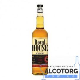 Віскі Роял Хаус, Royal House of Whisky Blended Whiskey 0,7 л.