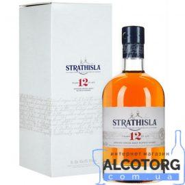 Віскі Стратайла 12-років, Strathisla 12 years old 0,7 л.