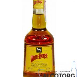 Віскі Уайт Хорс, White Horse 0,5 л.