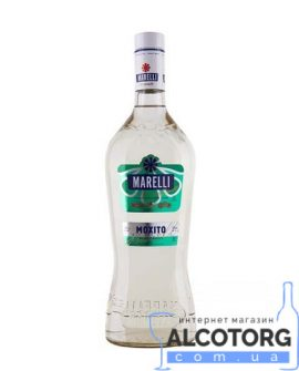 Вермут Марелли Мохито белое Болград, Marelli Mojito 1 л.