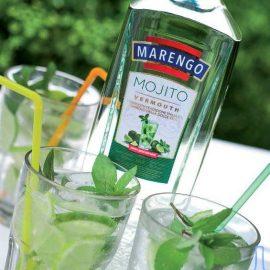 Вермут Маренго Мохіто, Marengo Mojito 1 л.