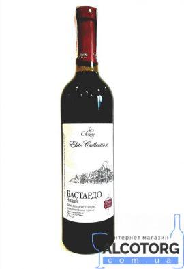 Вино Бастардо червоне десертне Чизай 0,75 л.