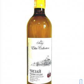 Вино Чизай біле напівсолодке 0,75 л.