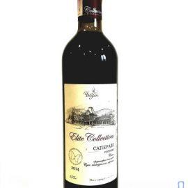 Вино Саперави красное сухое Чизай 0,75 л.