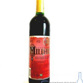Вино Міцне червоне Котовськ 0,7 л.