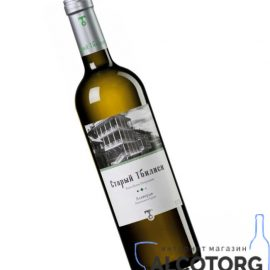 Вино Алаверди Старий Тбілісі біле напівсухе, Old Tbilisi Alaverdi 0,75 л.