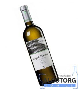 Вино Алазані Старий Тбілісі біле напівсолодке, Old Tbilisi Alazani 0,75 л.