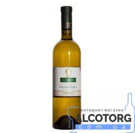 Вино Алазанська долина Марані біле напівсолодке, Marani 0,75 л.