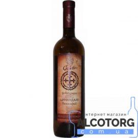 Вино Цинандалі Галеті біле сухе