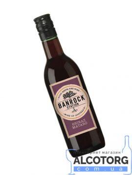 Вино Банрок Стейшн Шираз Матаро червоне сухе, Banrock Station Shiraz Mataro 0,75 л.