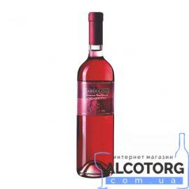 Вино Бардоліно Кьяретто Сереніссіма рожеве напівсухе, Bardolino Chiaretto DOC Serenissima 0,75 л.