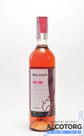 Вино Піно Нуар сухе рожеве Болград 0,75 л.