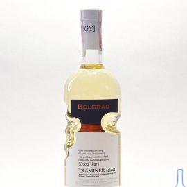 Вино Трамінер Селект Рука напівсолодке біле