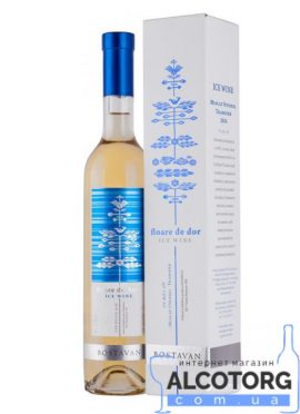 Вино Боставан Дор Айс Вайн солодке біле, Bostavan Dor Ice Wine 0,5 л.