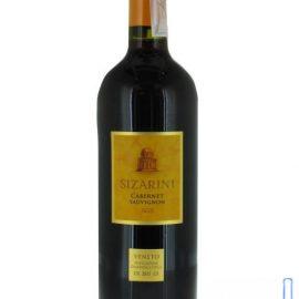 Вино Каберне Совіньон Зіцаріні червоне сухе, Cabernet Sauvignon Sizarini 0,75 л.
