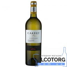 Вино Кальве Варіеталс Шардоне біле сухе