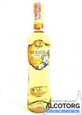 Вино Мускатне біле напівсолодке Чизай 0,7 л.