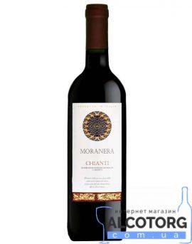Вино К`янті червоне сухе Моранера