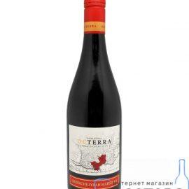 Вино Д'Ок Октера Гренаш Сіра Марселан червоне сухе, IGP DOC Gren Syrah Marselan Octerra 0,75 л.