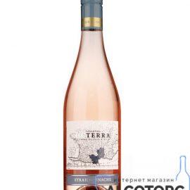 Вино Д'Ок Розе Октера Сіра Гринаш рожеве сухе, IGP D'OC Rose Syrah Grenache Octerra 0,75 л.