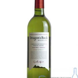 Вино Драгонс Бек Маунтейн біле напівсолодке, Dragons Back Mountain 0,75 л.