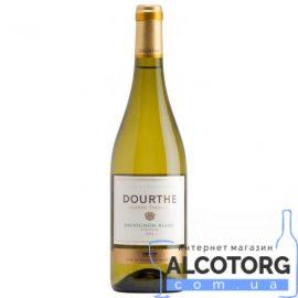 Вино Дурт Гран Терруар Совіньон Блан сухе біле, Dourthe Grands Terroirs Sauvignon Blanc Bordeaux 0,75 л.