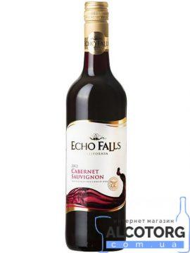 Вино Ехо Фоллс Каберне Совіньон сухе червоне, Echo Falls Cabernet Sauvignon 0,75 л.