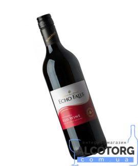 Вино Ехо Фоллс Каліфорнія Ред сухе червоне