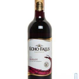 Вино Ехо Фоллс Мерло сухе червоне, Echo Falls Merlot 0,75 л.