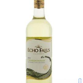 Вино Ехо Фоллс Шардоне сухе Біле, Echo Falls Chardonnay 0,75 л.