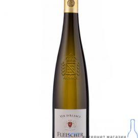 Вино Фляйшер Рислінг біле сухе, Fleischer Riesling AOP 0,75 л.