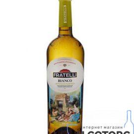 Вино Фрателлі Бьянко напівсолодке біле