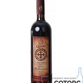Вино Мукузані Гелаті червоне сухе, Gelati Mukuzani 0,75 л.