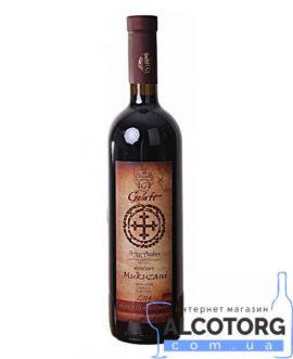 Вино Мукузані Галеті червоне сухе