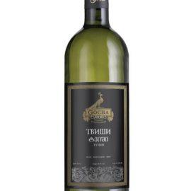 Вино Твіши Гоча біле напівсолодке, Gocha 0,75 л.