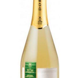 Вино ігристе Боставан DOR біле напівсолодке