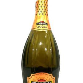 Вино ігристе Фрателлі біле напівсолодке, Fratelli Semi Sweet 0,75 л.