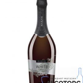 Вино ігристе Марані біле брют, Marani 0,75 л.