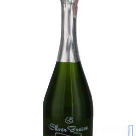 Вино ігристе Сільвер Бріз біле брют, Silver Breeze 0,75 л.