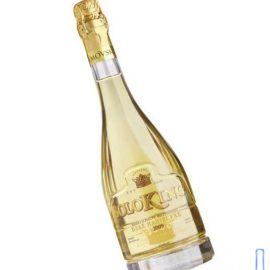 Вино ігристе Солокінг біле напівсухе в коробці, Soloking semi dry 0,75 л.