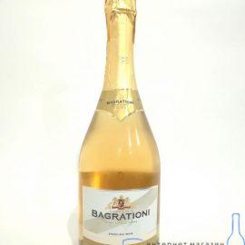 Шампанське Багратіоні Голд напівсолодке біле, Bagrationi Gold Semi-sweet 0,75 л.